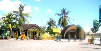 Menengok Eks Pelabuhan Ampenan di Lombok