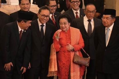 Hak Prerogatif Megawati Lebih dari Apapun