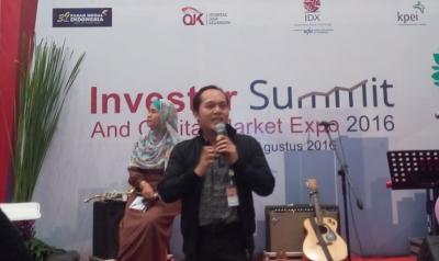 Nangkring yang Bikin Cerdas, Kongkow Bareng PT ANTAM Kupas Tuntas Mengenai Emas