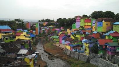 Kampung Warna-warni Jodipan, Kampung Bersejarah Pembentuk Kota Malang