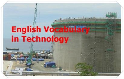 Kosa Kata Inggris dalam Teknologi