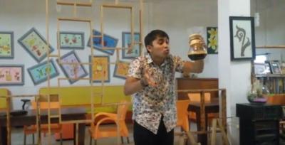 [International Coffee Day] Di Takengon, Sajikan Kopi dengan Senandung