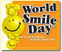 Buat Kebaikan, Bantu Orang Lain Tersenyum