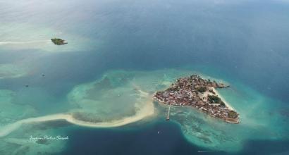 Gili Maringkik, Desa Nelayan yang Terdampar di Tengah Lautan