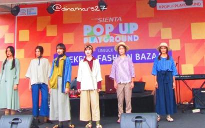 Parade Fashion Terkini di Pop Up Playground Alam Sutera
