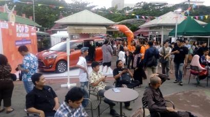 Merayakan Toyota All New Sienta Bersama Kaum Selebritis Indonesia