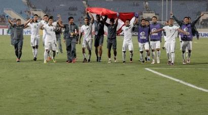 """Mental Baja """"Siap Kalah & Siap Menang"""" Antar Timnas Melaju ke Babak Final Piala AFF 2016"""