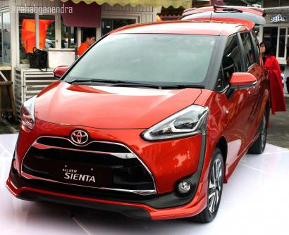 Ini Lhoo Keunggulan Toyota All New Sienta Tipe Q