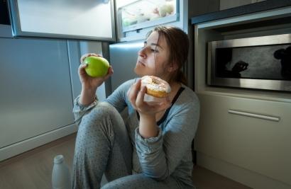 Makan Malam Hari Enggak Selamanya Bikin Gendut