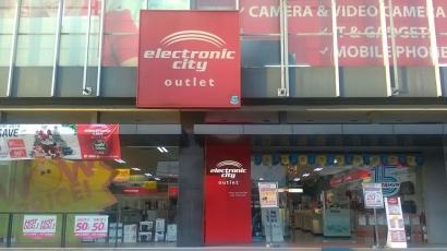 Rindu Berdebar Kencang di Electronic City Pamulang