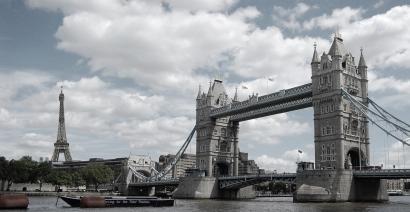 Pilih Lanjutkan Studi di Paris atau London?