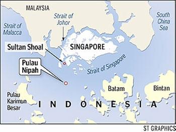 Indikasi Kepadatan Kota Madani, Batam