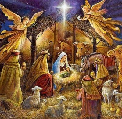 Jangan Lupa, Natal Adalah Peristiwa Kelahiran Yesus
