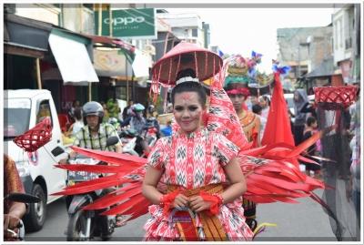 Karnaval Safri Management Dukung Pariwisata Bantaeng