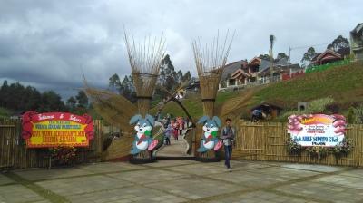 Taman Kelinci, Wisata Baru di Pinggiran Barat Kota Batu