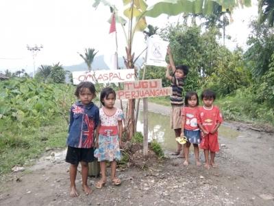 """Jalan di Padang Memprihatinkan, """"Om Aspal, Om!"""""""