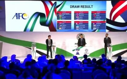 Timnas Jadi Penonton, Wakil ASEAN Berebut Tiket Piala Asia 2019