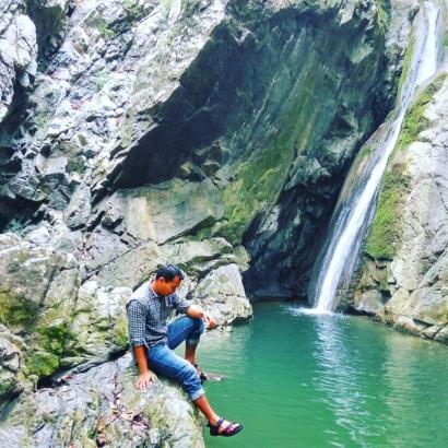 Wisata Air Terjun Kabupaten Solok
