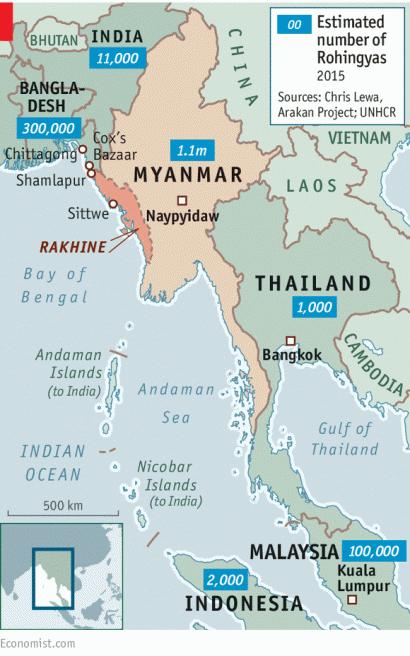 Efektifkah Isu Agama untuk Membela Rohingya?