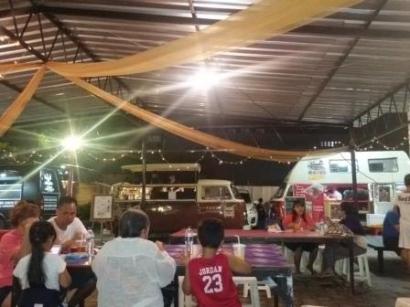 Kuliner Seru di Kota Denpasar, Santap Malam di Taki-taki Food Truck