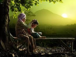 Ibu Buta dan Anaknya (Sepenggal Kisah Masa Lalu)
