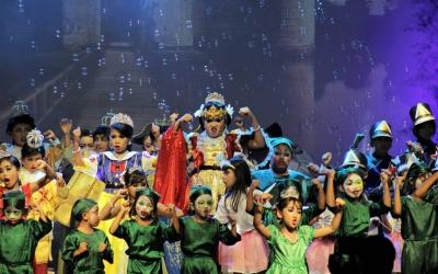 Ketika Putri Salju 'Mengunjungi' Kota Klaten