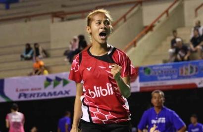 Inilah Kiprah Tunggal Putri Indonesia di Grand Prix Gold-Swiss Open 2017