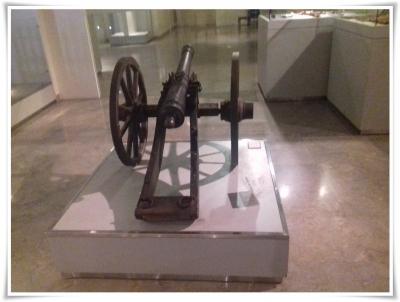 Selain Buat Perang, Meriam Lela Pernah Digunakan Sebagai Mas Kawin