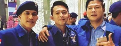 Ketika DPD Demokrat Menggandeng Andika Eks Kangen Band Menjadi Pengurus di Lampung