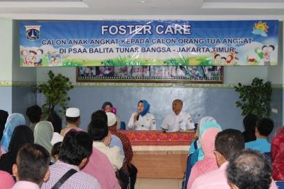 Adopsi Anak Panti, Dinsos lakukan Foster Care