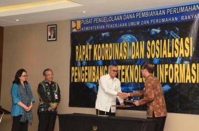 Sertifikat Elektronik Produk Indonesia Amankan e-FLPP PUPR