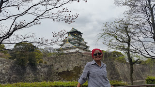 Osaka dalam Pelukan Sakura