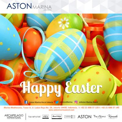 Paskah, antara Peristiwa Agama, Telur dan Kelinci