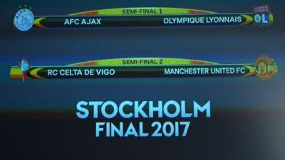 Semifinal Europa League: Asa Man. United dan Kejutan Anak Muda Ajax