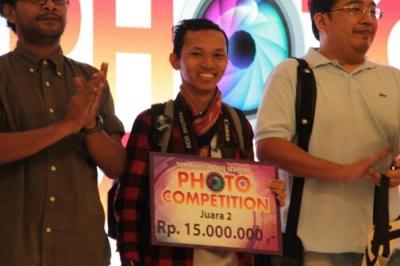 Winner of Summarecon Photo Competition 2015