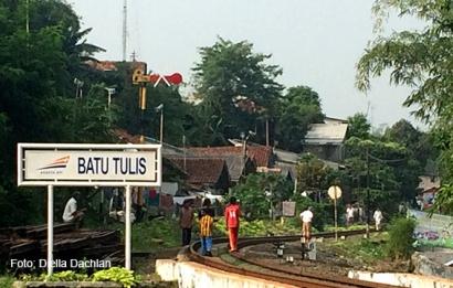 Mencari Jejak Parit Pakuan Pajajaran di Kota Bogor