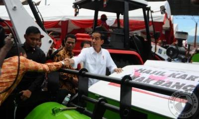 Jual Alat Pertanian, PT. Pindad Tidak Khawatir Wibawa Turun?