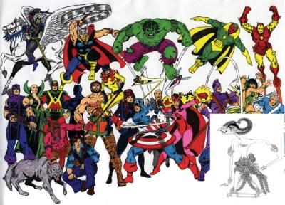 Kapan Wisanggeni Gabung ke Avengers?