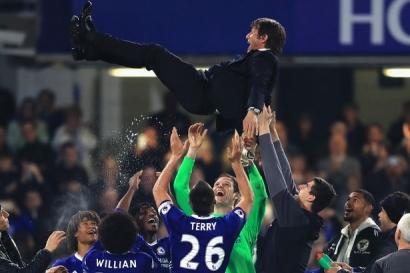 Tutorial Menerima Kemenangan Chelsea
