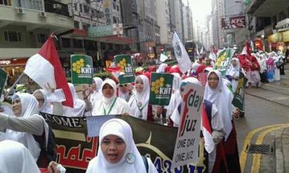 BMI Hong Kong Menyambut Bulan Ramadan
