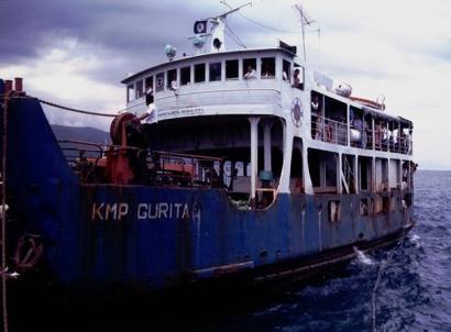 Mengenang 22 tahun Tenggelamnya Kapal Ferry KMP Gurita