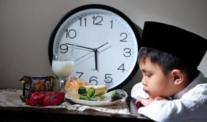 Berlebaran di Bulan Ramadan