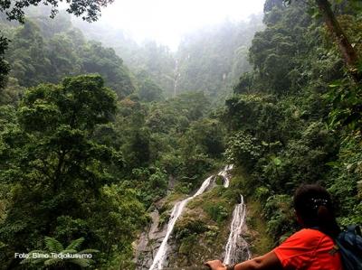 Curug Cibadak Loji: Shangri-La Kecil di Gunung Salak