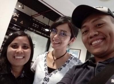 Bersama KOMIK dan Danamon Menginspirasi Sineas Perempuan Tanah Air