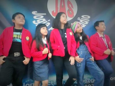 Jas Stage Voice: Grup Anak-anak Berbakat Jogja