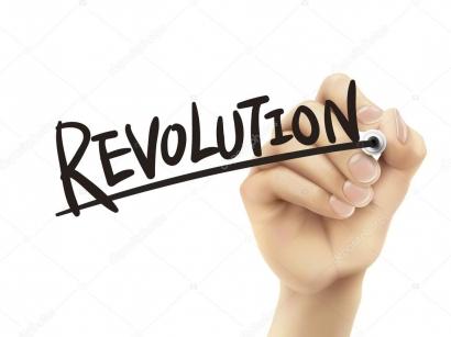 Saya Juga Siap Melakukan Revolusi!