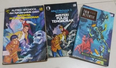 Bacaan Favorit 1980-an: Tiga Wajah Trio Detektif