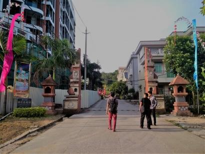 Berkunjung ke Kampung Bali di China