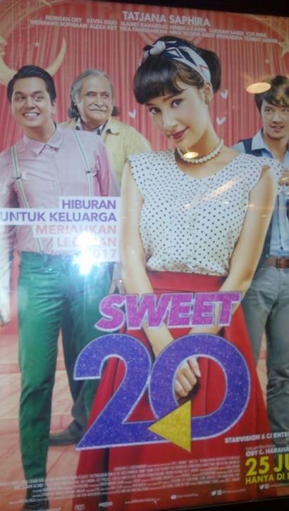 Sweet 20: Film Keluarga yang Nggak Boleh Dilewatkan Minggu ini