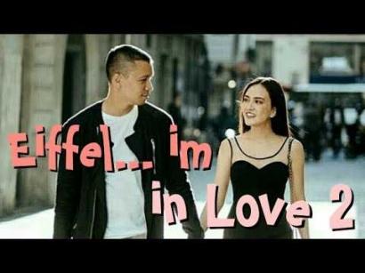 Shandy Aulia & Samuel Rizal Kembali Berpasangan di Eiffel I'm In Love 2
